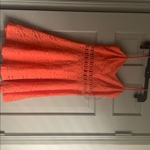 NWT coral sundress